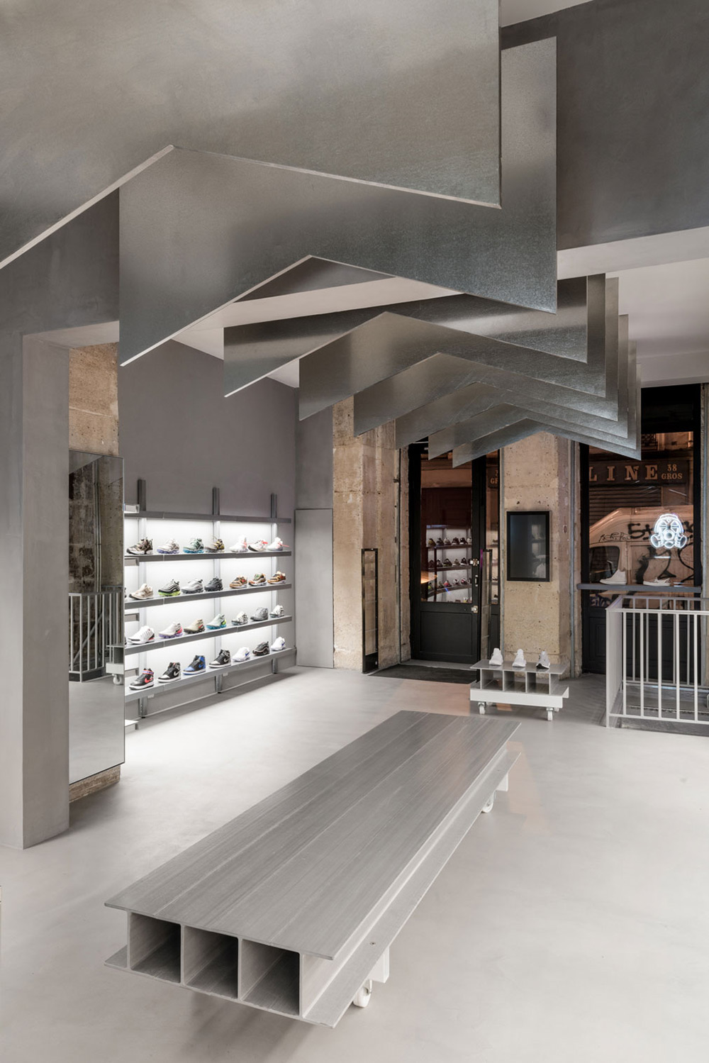 In Pictures: Footpatrol chooses Paris for its first store outside London