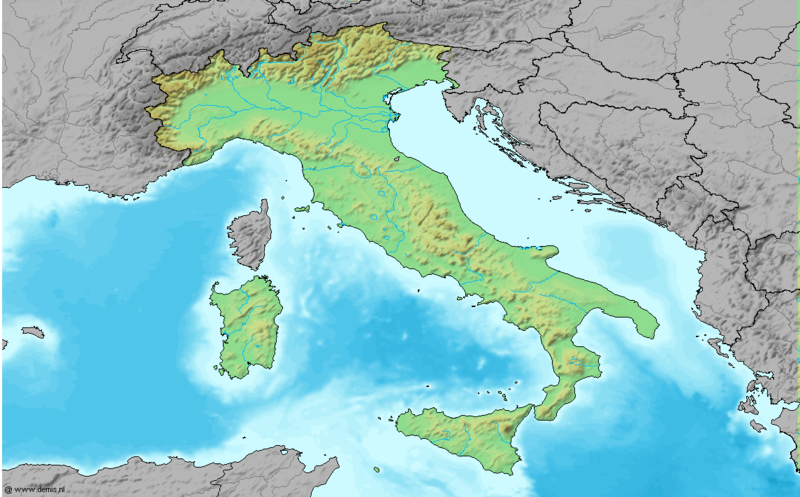 The strange and unusual laws of Italy [interactive map]