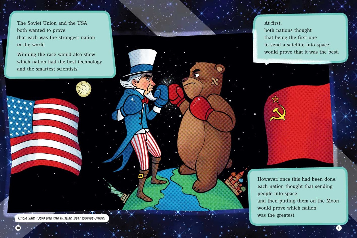 the space race usa vs ussr essay