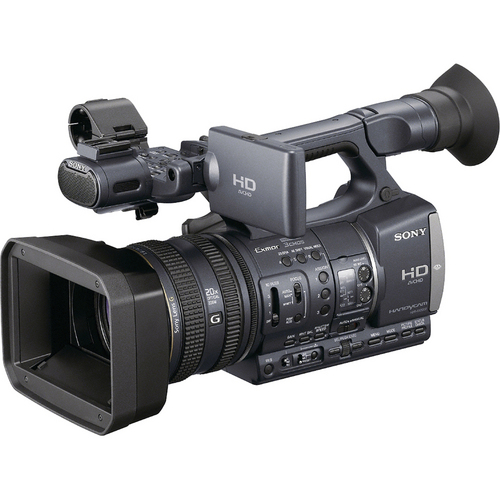 Main Features of the Sony HDR-AX2000 Campbell Cameras inFOCUS Blog ...
