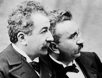 Auguste Lumière, Louis Lumière
