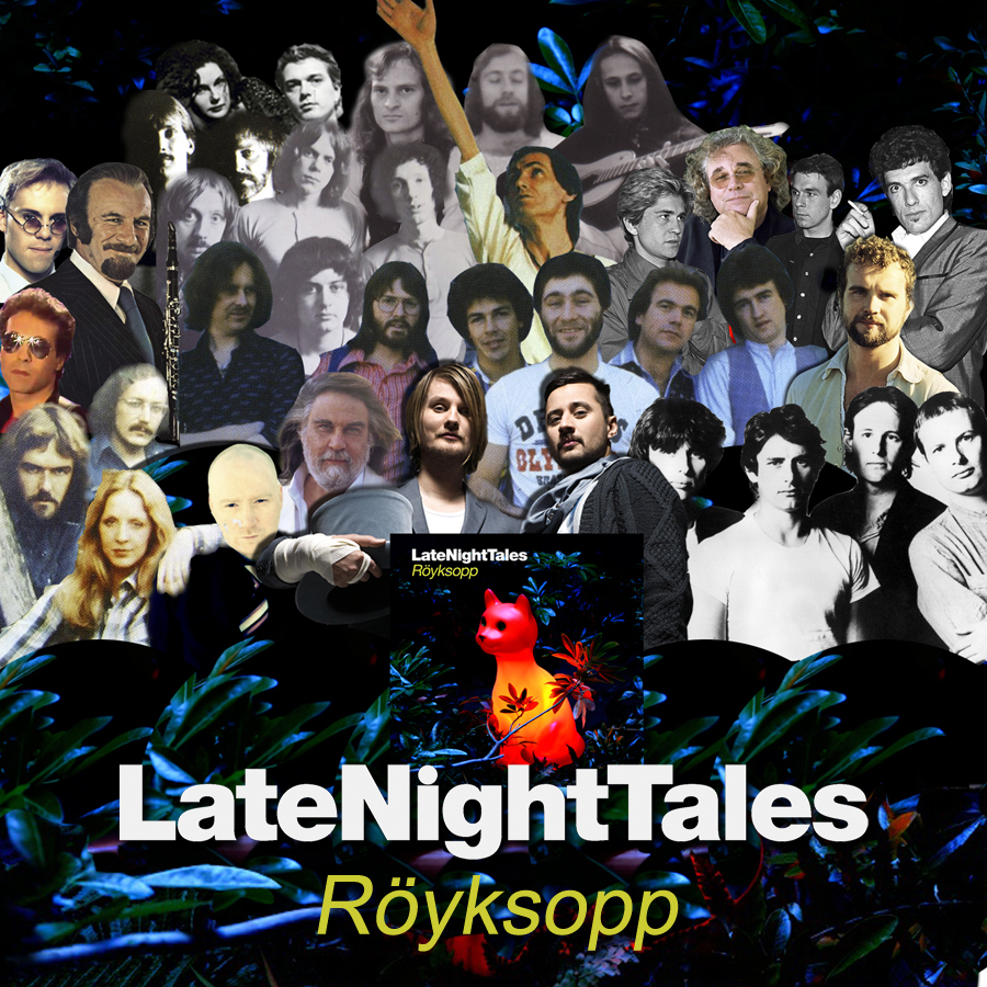 Late Night Tales R 246 Yksopp Thinglink