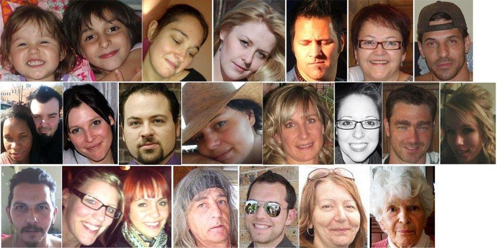 Lac Megantic derailment: Faces of the disaster