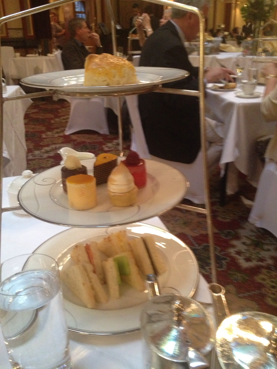 The Windsor high tea