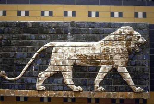 Mesopotamian Art ThingLink