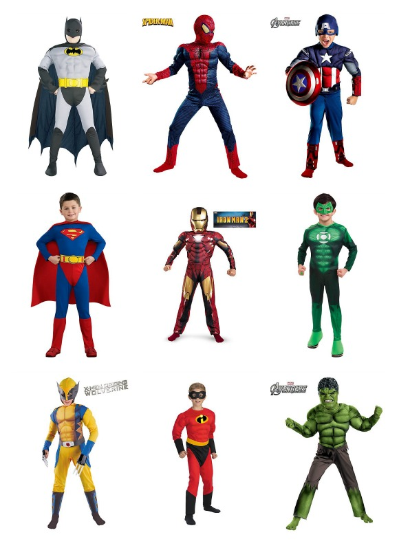 superhero-costume-ideas