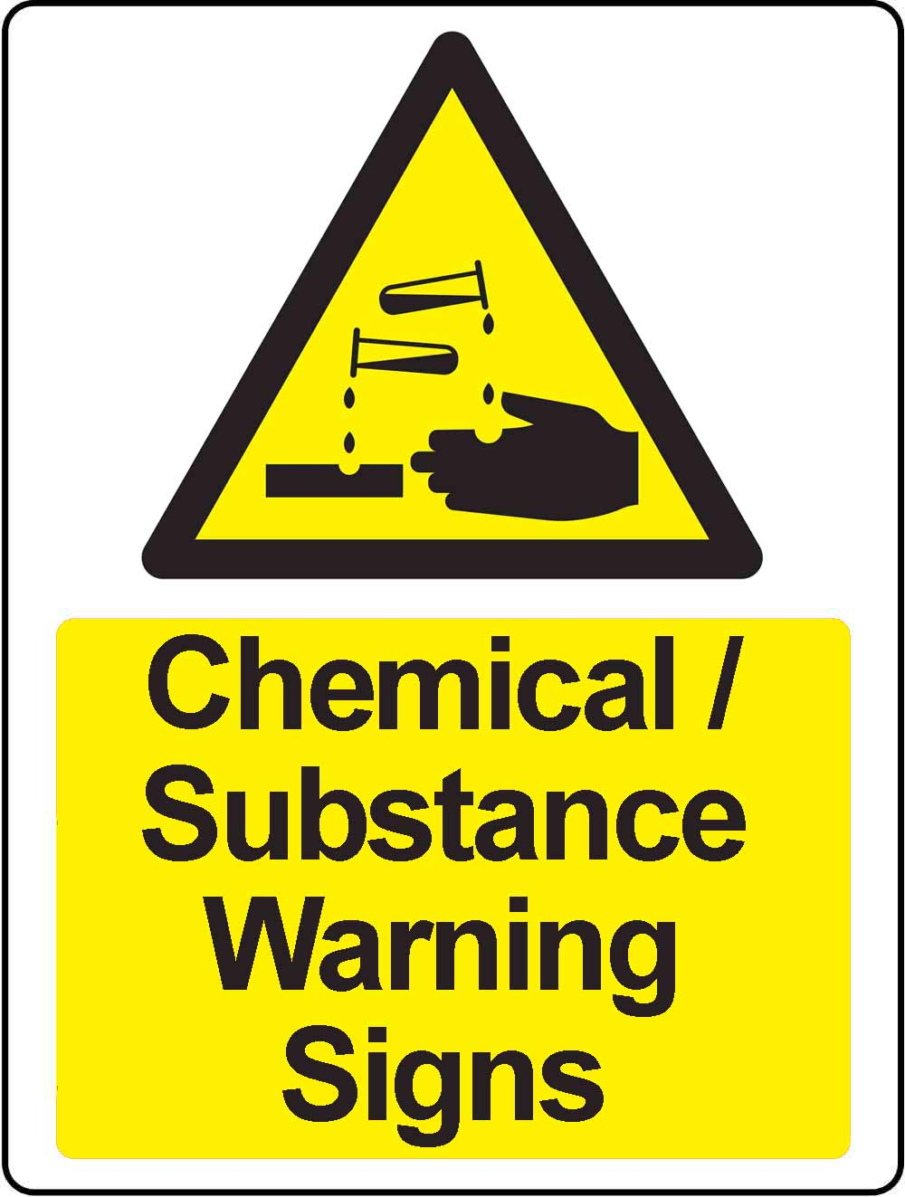 Chemical Hazard Warning Signs Quotes