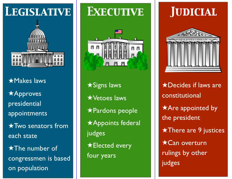 legislative branch  executive government  judicial govern