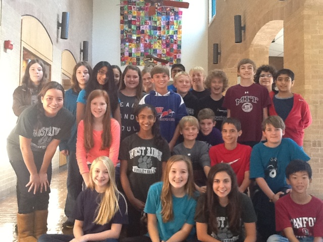 Mrs. Kriese's 4th Period Class by tkriese