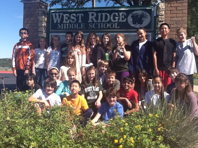 Mrs. Schoch's Fifth Period Class by tkriese