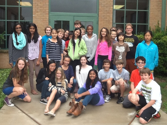 Mrs. Kriese's 7th Period Class by tkriese