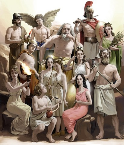 greek mythology and gods essay Essay compare and contrast greek and hindu gods vedic and hellenic are two ancient religions and have a definite connection between the deities i believe.
