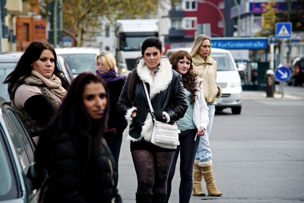 Ungarn strassenstrich Straßen