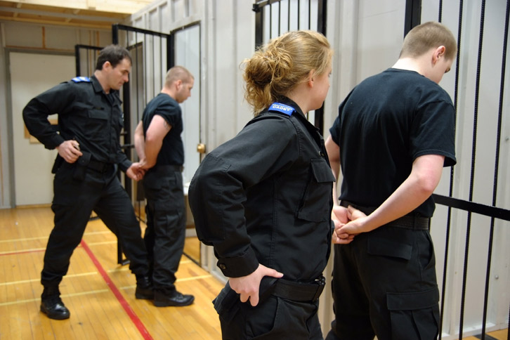 Correctional Officers Thinglink