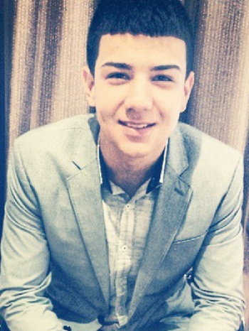 When Luis Coronel was 6 years old he started singing but ...