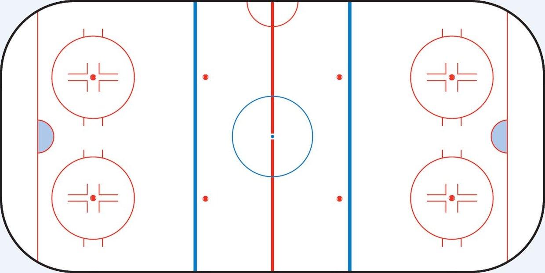 hockey rink diagram thinglink ice skating clipart images free ice skating clipart images black and white