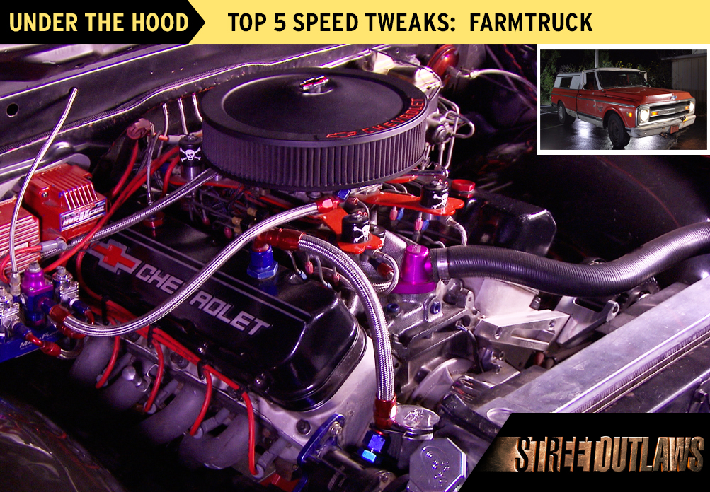 Under the Hood: Farmtruck | Street Outlaws | Discovery