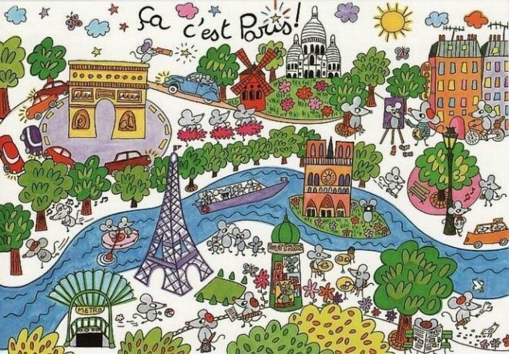 CestFranc La Dcouverte Des Monuments De Paris