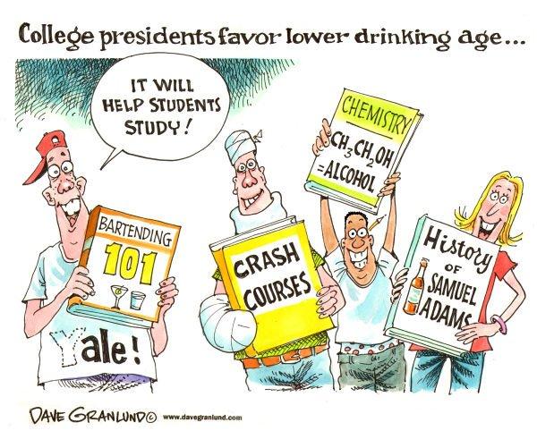 Age Age Drinking Drinking Age Drinking Age Drinking Age Drinking
