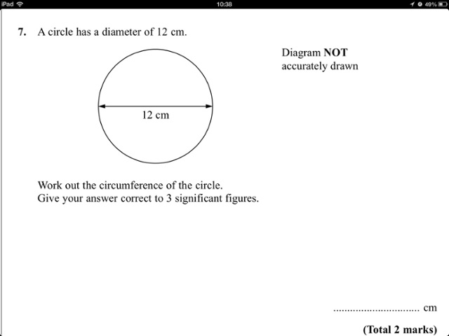 Circumference of a circle by School_LN