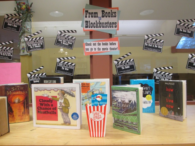 From Books to Blockbusters by Marcia Bernard