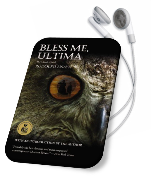 a book review of bless me ultima Bless me, ultima is now a major motion picture, but the book is a must read antonio mares, the narrator, is only a child exploring his own history and that of the world around him his childish voice and notions make the harsh realities of westernization and racism.