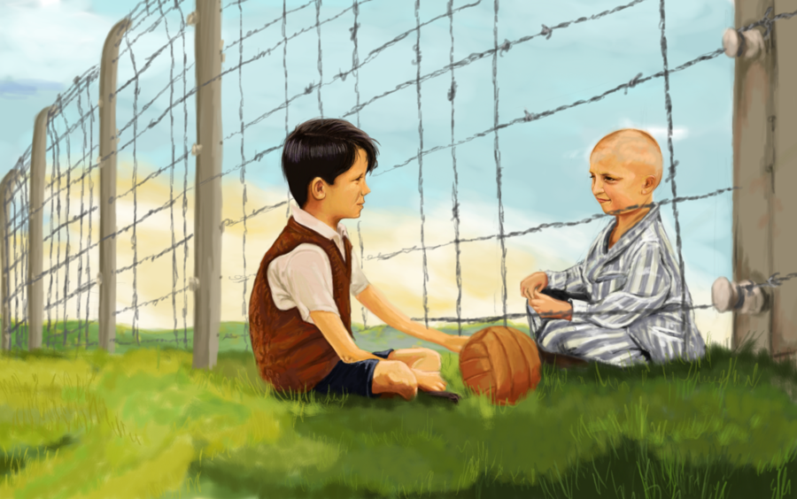 the boy in the stripped pyjamas belonging To celebrate 10 years of john boyne's heartbreaking holocaust tale the boy in  the striped pyjamas, here's our selection of powerful quotes.