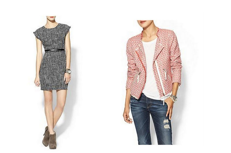 Tweed – Top Trend for Spring 2014
