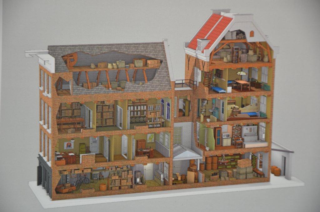 Anne Frank S Annex The Factory That Hid The Secret Annex