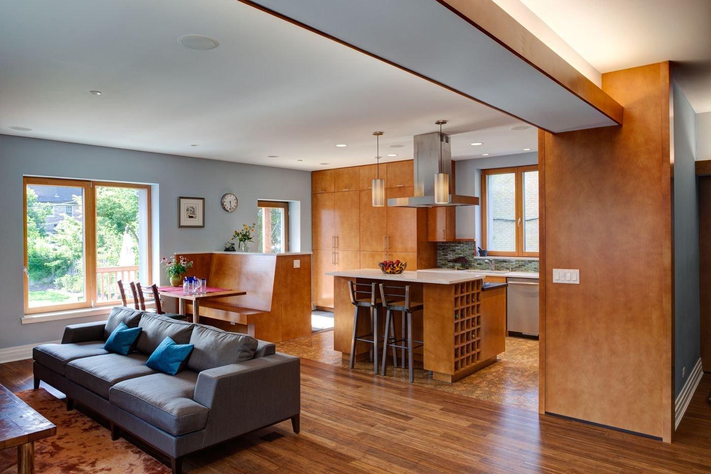 Passivhaus Main Interior
