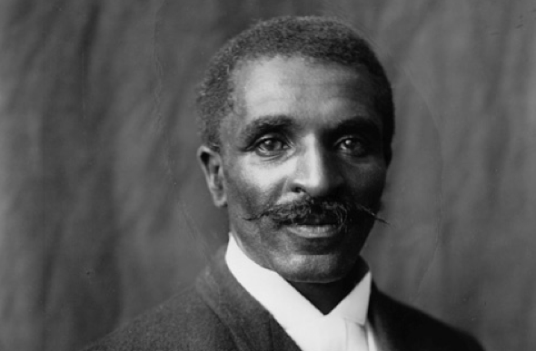 a historical background of george washington carver