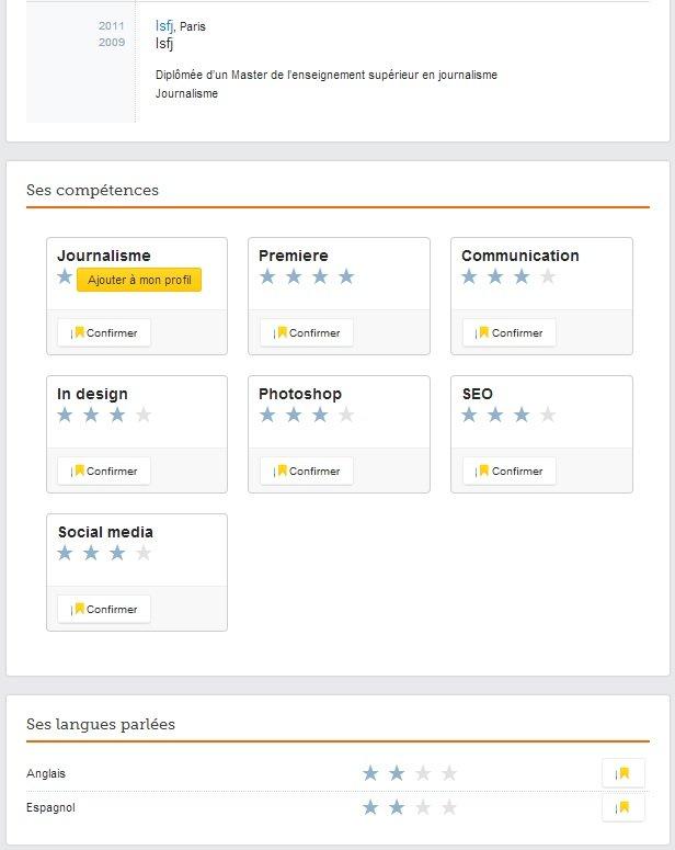 gilles payet analyse le profil viadeo de maureen