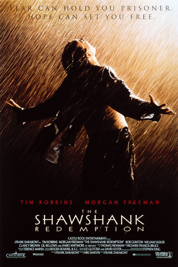 shawshank redemption using literary devices How can you add depth to your characters, settings, and events the answer is simple: develop literary devices within your story.