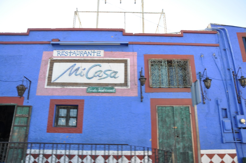El restaurante mi casa es viejo pero todav a uno de lo - Restaurante mi casa ...