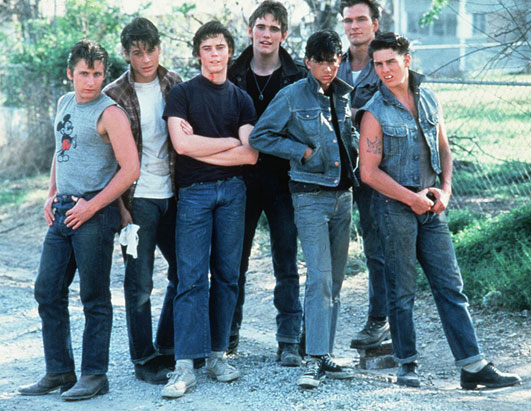 stereotypes the outsiders In 'the outsiders' by se hinton, the major theme surrounds the conflict  the  stereotypes really fall apart when johnny and ponyboy run into a burning church .