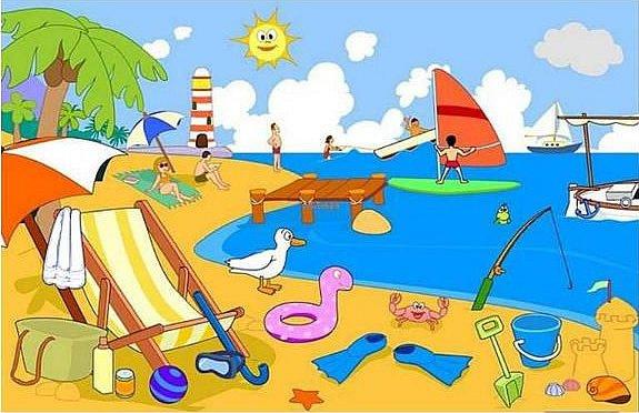 CONOCES TU PLAYA Pues vamos a recorrer nuestra Playa de Las