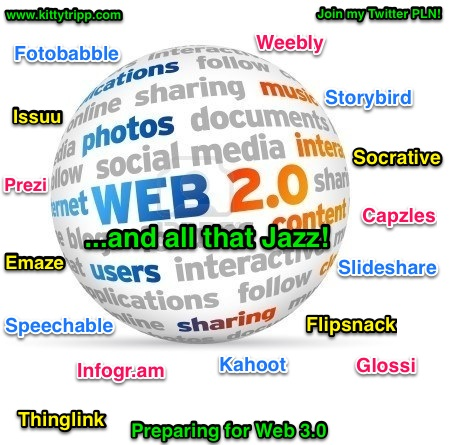 Web 2.0 and all That Jazz!