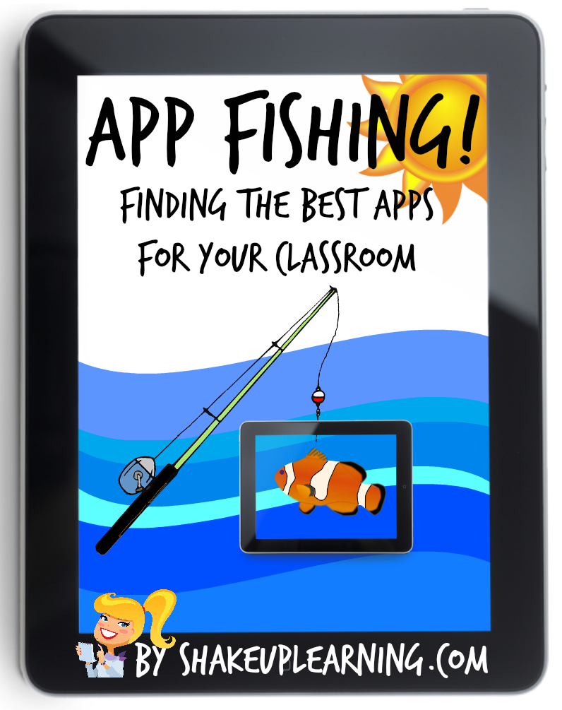 Gone app fishing finding the best apps for your classroom for Best fishing game app
