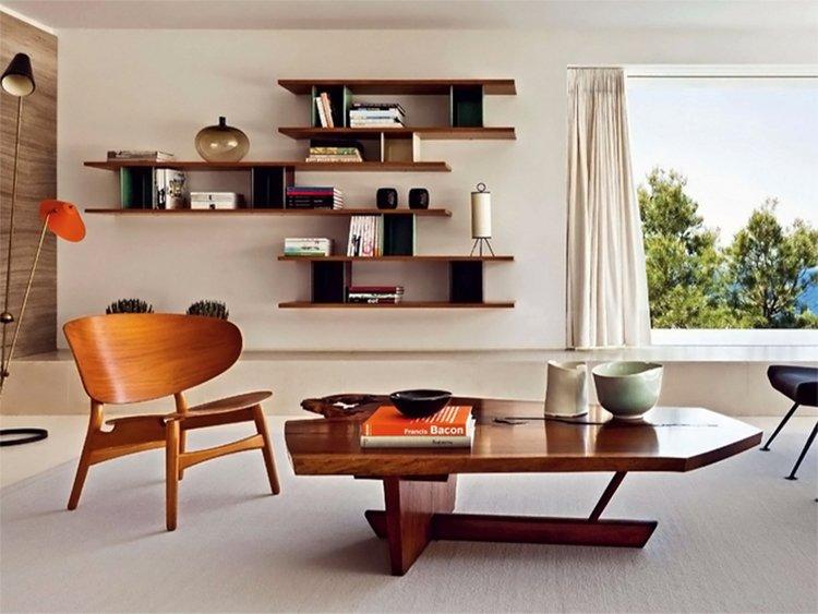 De 6 mooiste woonkamers in japanse stijl for Eclectische stijl interieur