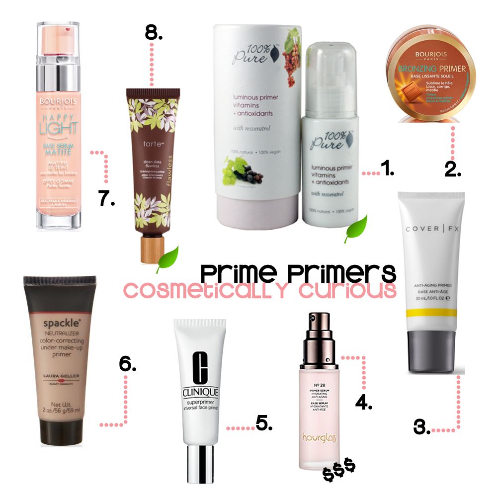 Prime Primers   8 of the Best Primers for All Skin Types