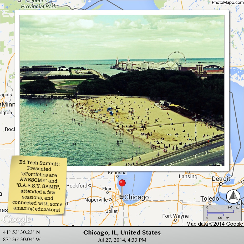 TechChef's Epic PhotoMap PD Recap 2