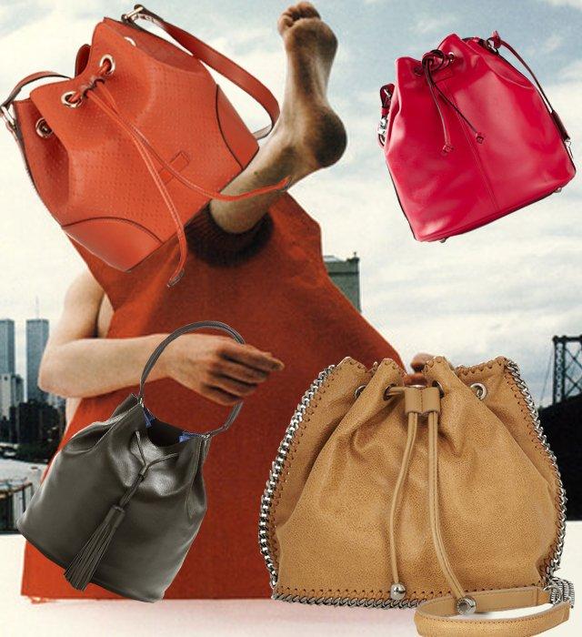 Где утаить шило: сумки-мешки межсезонья (фото 1)
