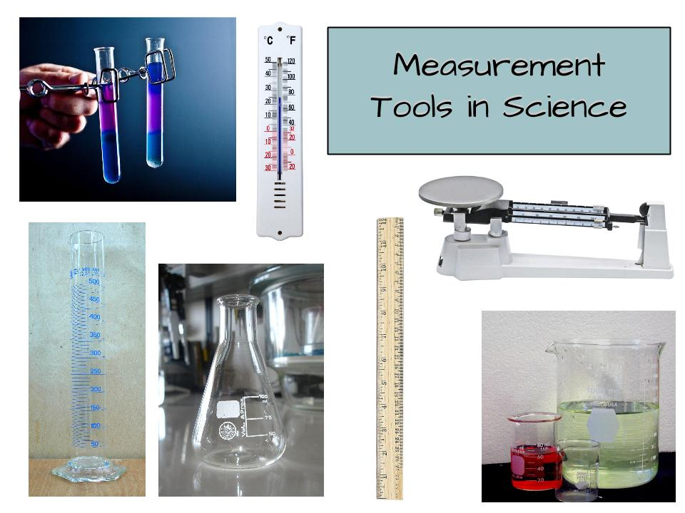 Science Measuring Instruments : Measurement tools in science thinglink