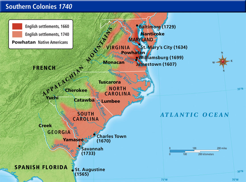 chesapeake and southern colonies essay This article brings out the major differences that existed between chesapeake and new england in terms of their english colonies land use is the first variation that existed between chesapeake and new england.