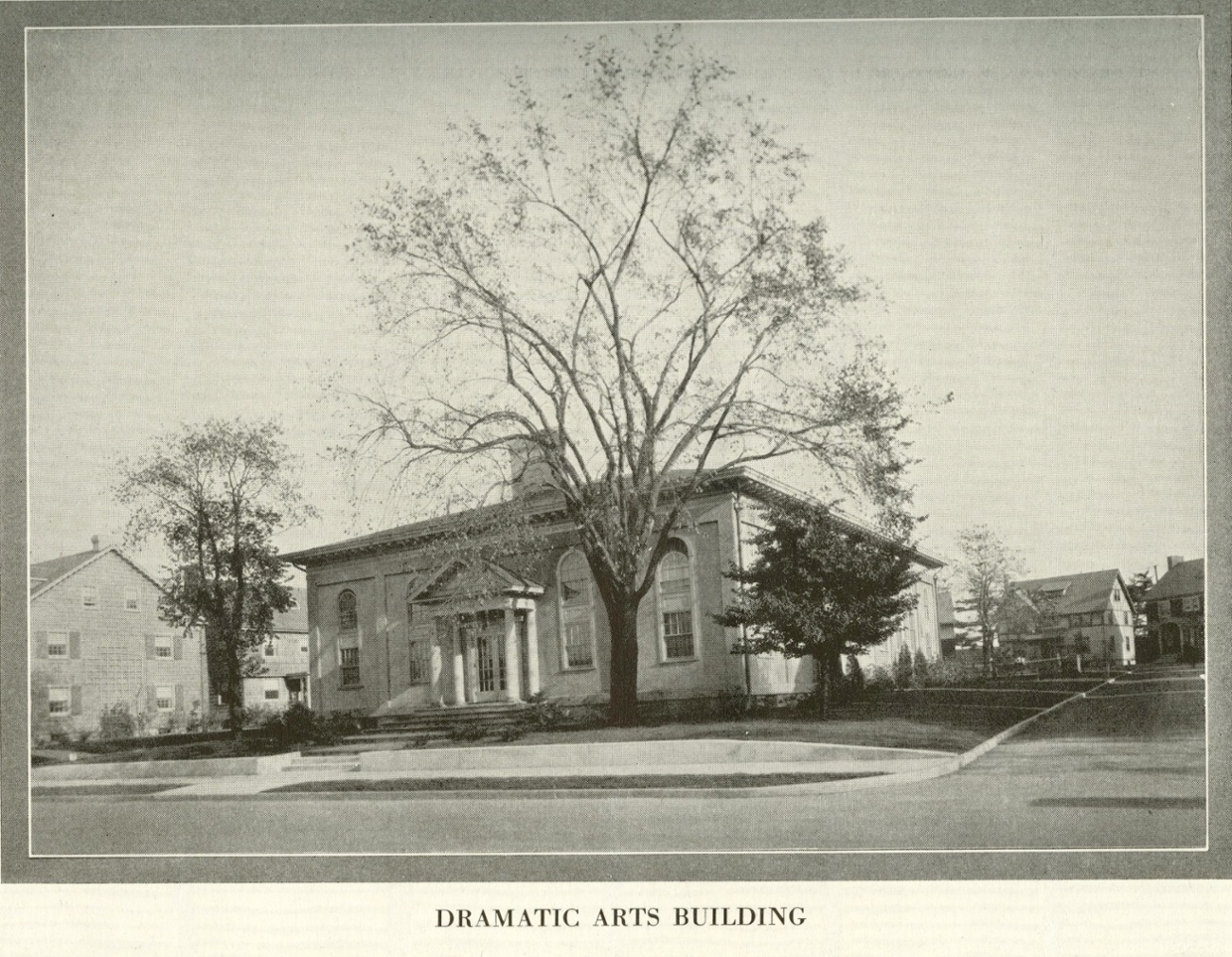 Dramatic Arts Building