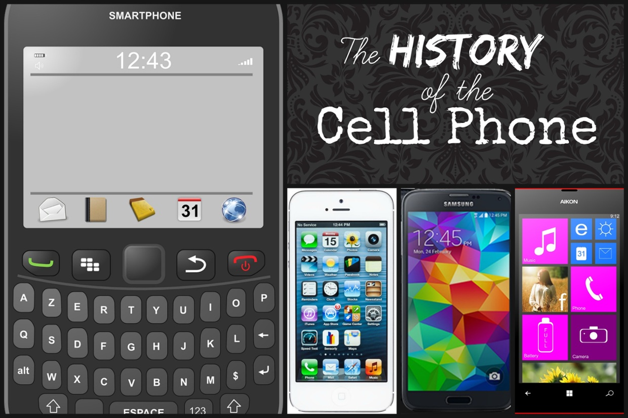 The History of the Cell Phone
