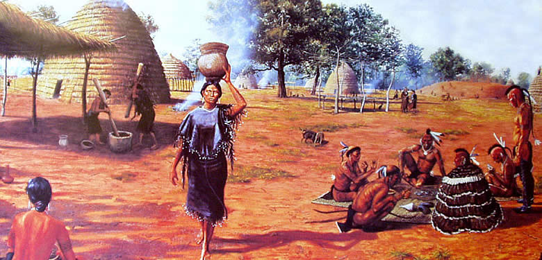 an introduction to the history and the origins of native american tribe the abenaki tribe According to the us census bureau, there are about 45 million native americans and alaska natives in the united states today that's about 15 percent of the population the inuit and aleut.