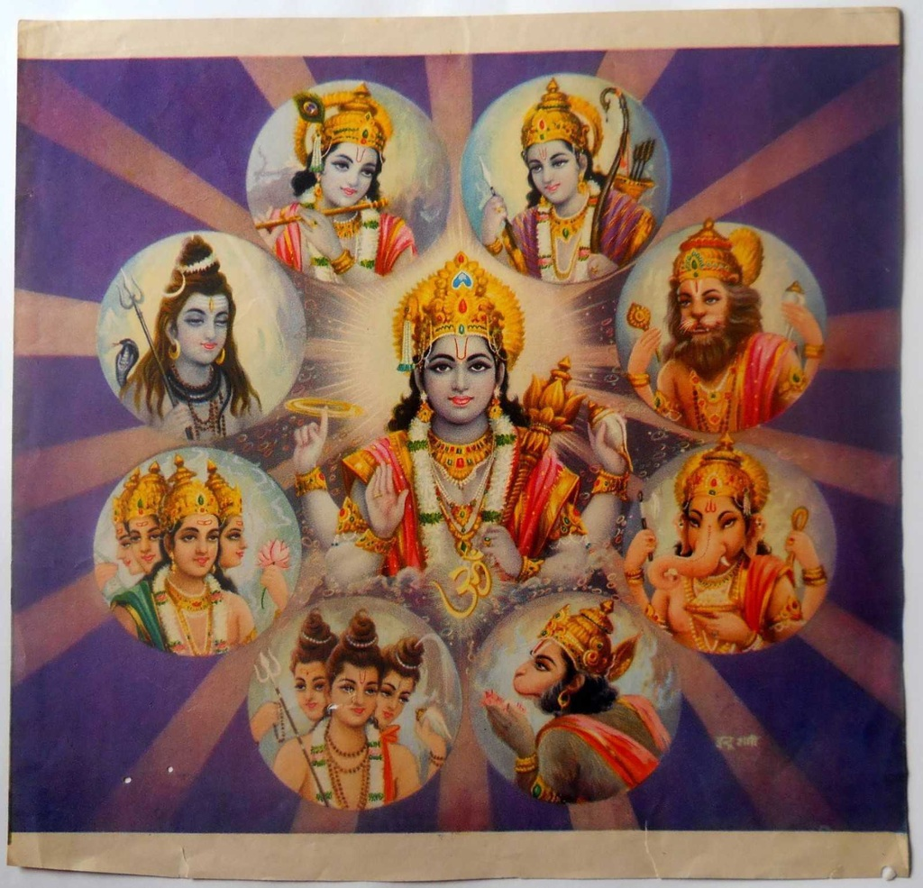 Hinduism Project by Juan Marquez - ThingLink