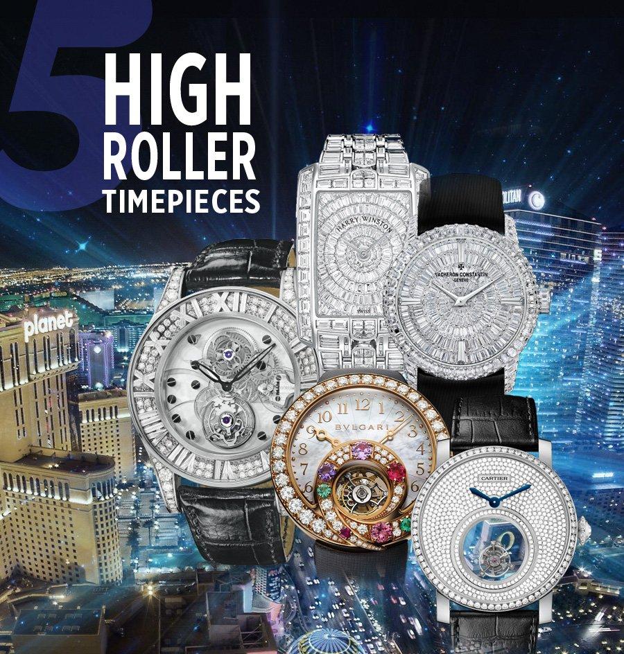high roller magazine