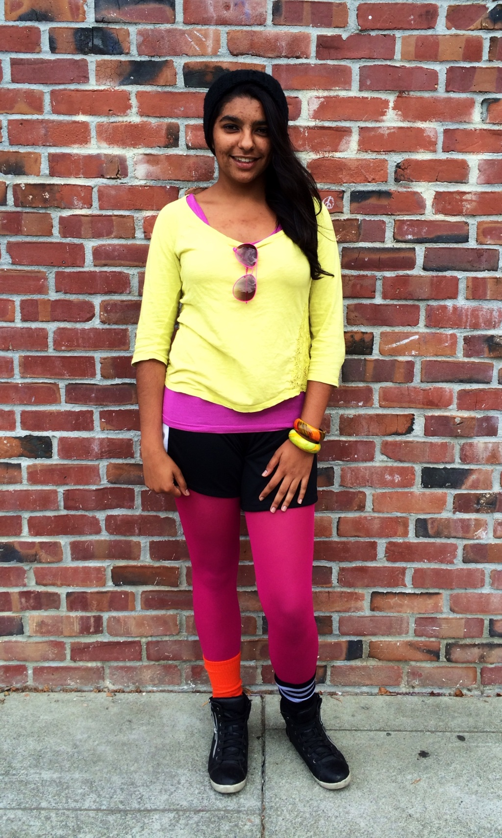 Fashion Friday: Creative mismatch